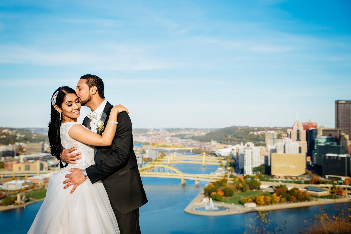 Pittsburgh Wedding Photographers – Man Nguyen Photography at LeMont