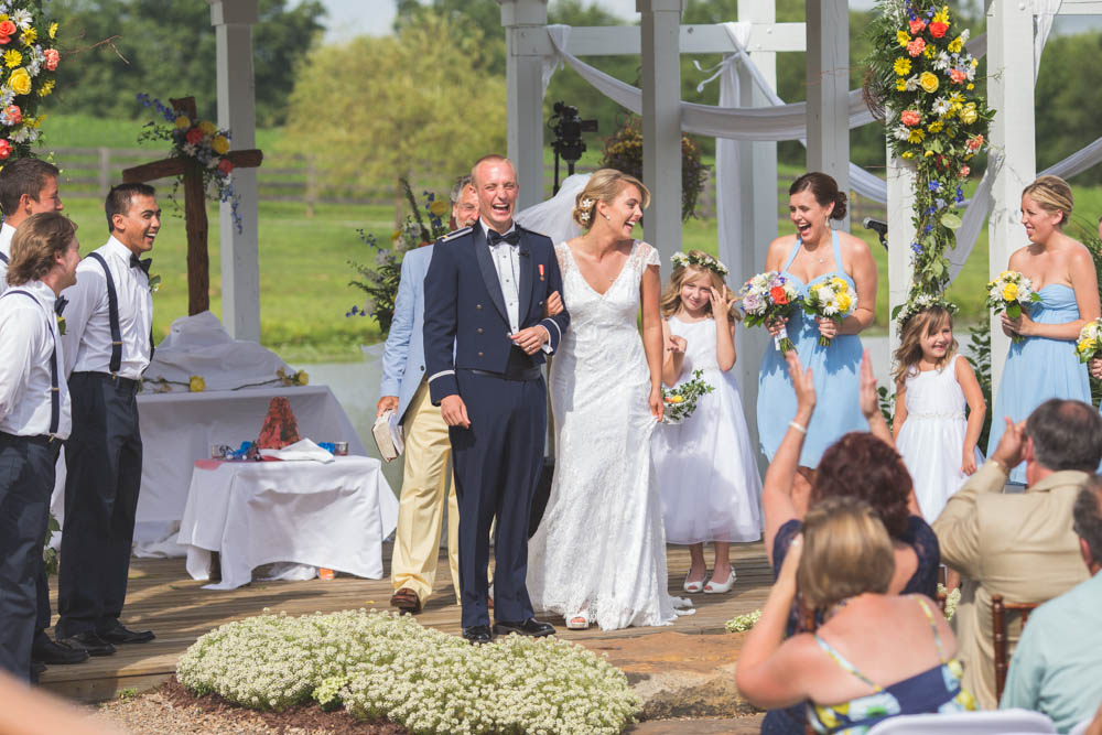 Pittsburgh Wedding Photographers – Man Nguyen Photography at Lingrow Farm – Featured on TLC's Four Weddings
