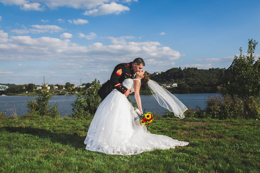 Pittsburgh wedding photographer – Man Nguyen Photography at Beaver Valley Golf Club