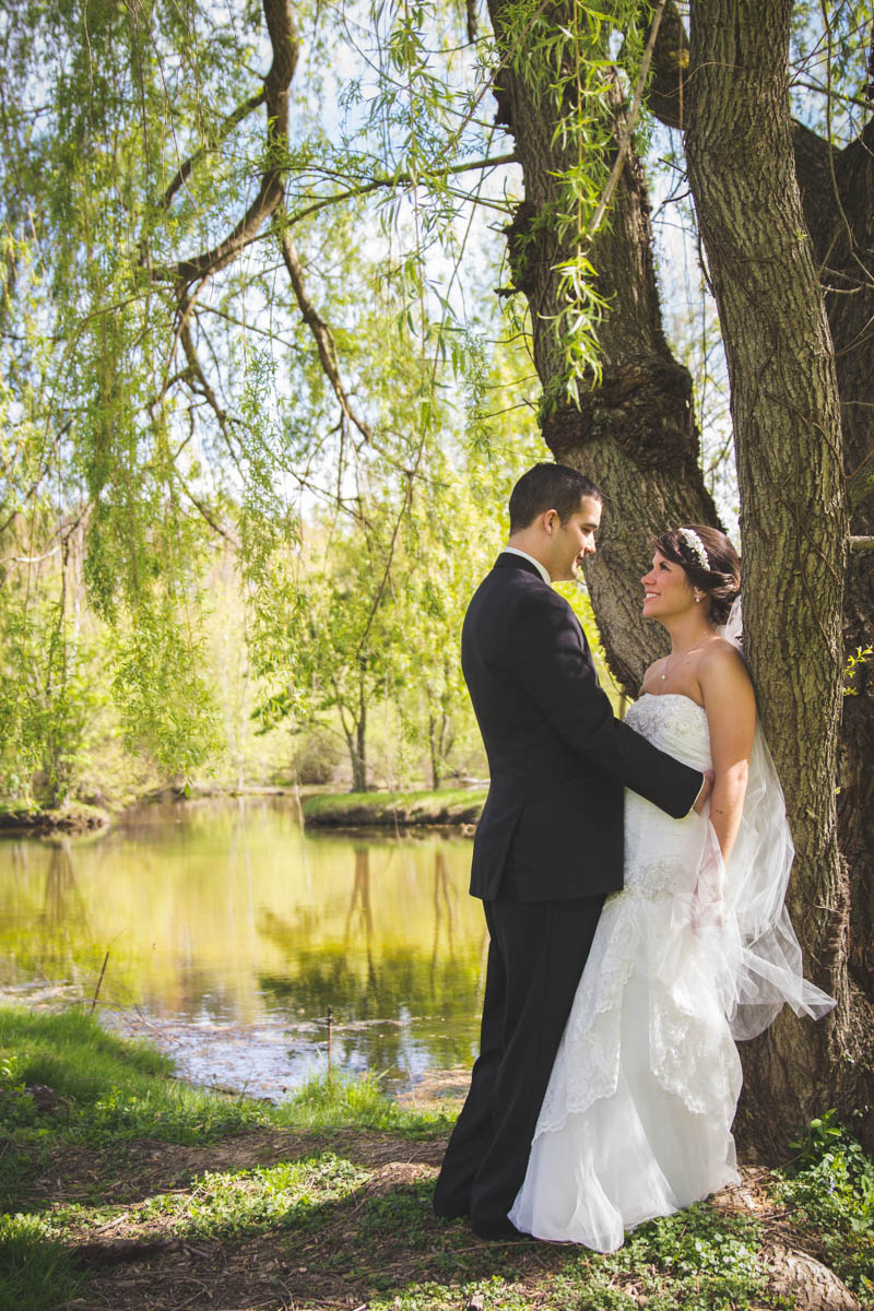 Pittsburgh wedding photographer - Succop Conservancy in Butler, PA