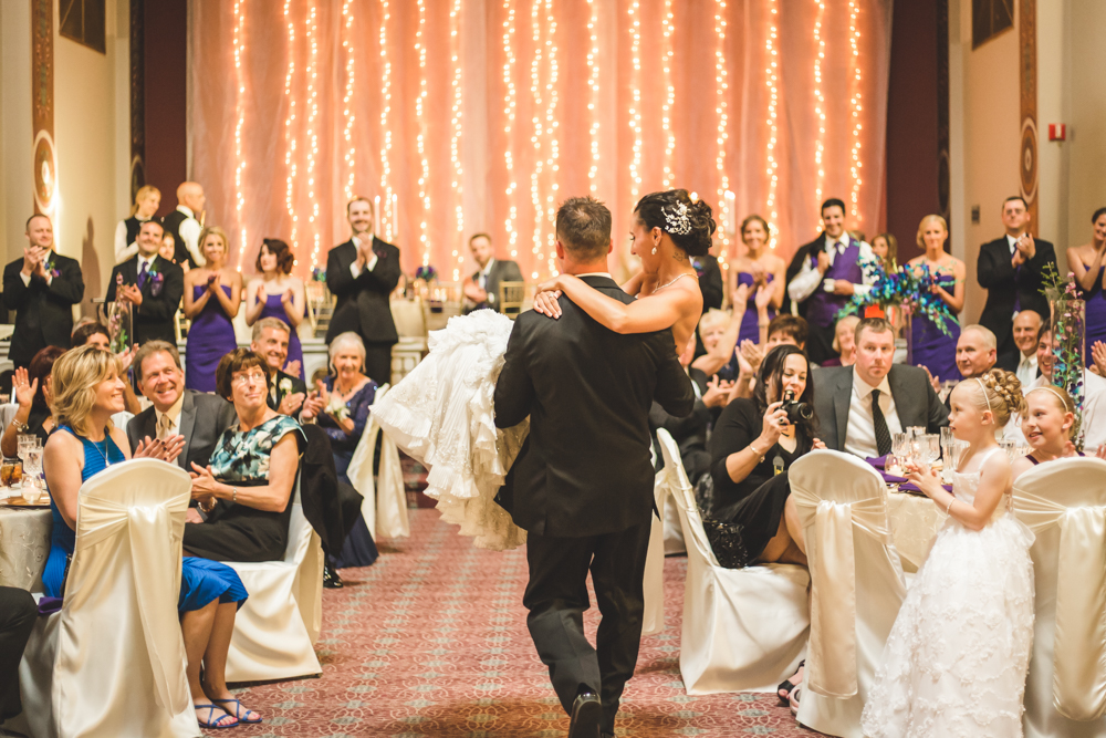 Priory Hotel Grandhall Pittsburgh Wedding Photographer Norths