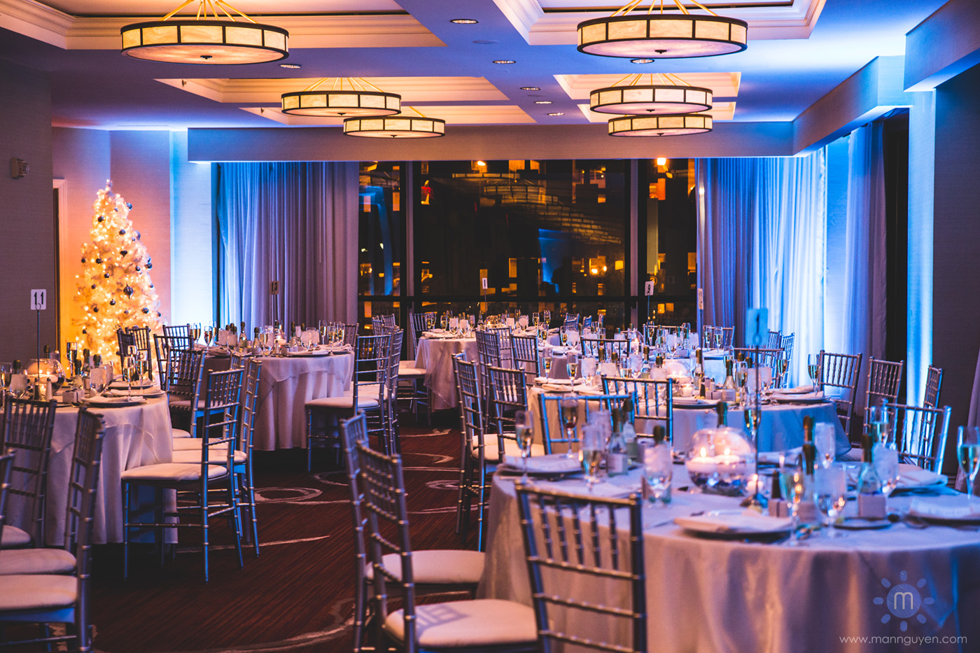 Renaissance Hotel Venue Downtown Pittsburgh Wedding Photographer